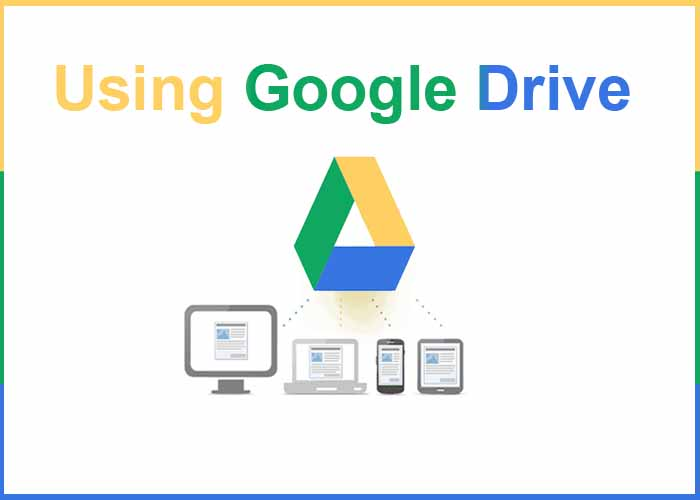 What is the function of google drive